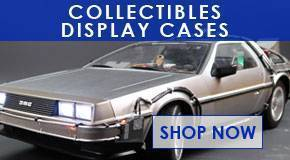 Display Cases for Collectibles