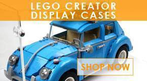 Lego Creator Display Cases